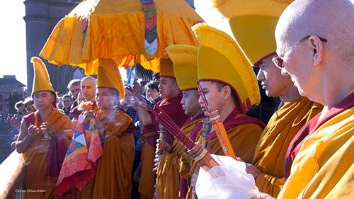 Mandala Ceremony
