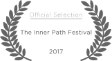 The Inner Path Festival grey font